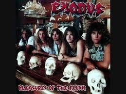<b>EXODUS</b> - <b>Pleasures of</b> The Flesh (Live at Dynamo Club 1985 ...