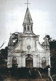 「1865年 長崎に大浦天主堂」の画像検索結果