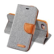 DOEES <b>Luxury Wallet Flip</b> Case For iPhone 6 6S 8 Plus 7 5 5S SE X ...