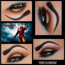 gorgeous iron man using sugarpill goldilux love and tako beautiful color bo beautiful eyes