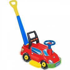 Автомобиль-<b>каталка Molto Пикап</b> с ручкой арт. 3552 купить в ...
