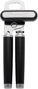 KitchenAid Classic Multifunction Can Opener,Black 2 ... - Amazon.com