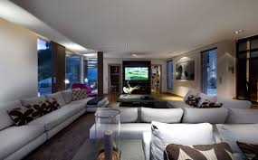 luxury contemporary living room design ideas with beautiful fish tanks furniture interior white velvet sectional sofas attractive living rooms