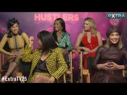 'Hustlers' Stars Dish on New Movie, Plus: J.Lo Teases A-Rod ...