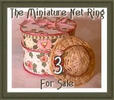 <b>Miniature</b> Net - <b>Rings</b>