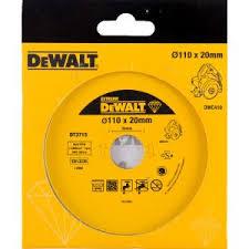 Купить DEWALT DT3715 <b>алмазный круг сплошной по</b> керамике ...
