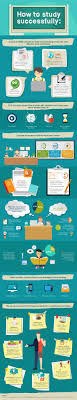 tips for student success college learning and success tutorials how to study successfully infographic