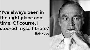 Bob Hope Quotes And Jokes | Laugh Away | Humoropedia via Relatably.com