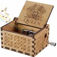 <b>Queen</b> Handshake Gift Birthday Gift <b>Music Box</b> (BUY 1 GET 2ND 10 ...