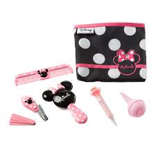 <b>Disney Baby Minnie</b> Health & Grooming Kit, Minnie - Walmart.com ...