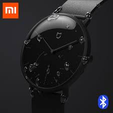 New Xiaomi <b>Mijia Smart Quartz</b> Watch Pedometer Smartband ...