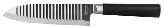 <b>Rondell Нож сантоку</b> Flamberg 17,7 см — купить недорого на ...
