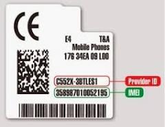 nck: Unlock Code Instructions for Alcatel