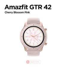 <b>Global Version New Amazfit</b> GTR 42mm women watches 5ATM ...