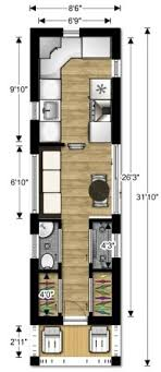images about Tiny House Floor Plans   Trailers on Pinterest       images about Tiny House Floor Plans   Trailers on Pinterest   Floor plans  Smart house and Tiny house