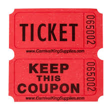 red raffle ticket transparent info raffle tickets are 1