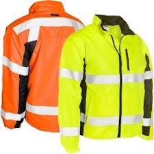 <b>Reflective</b> Jackets - Fluorescent Jacket Latest Price, Manufacturers ...