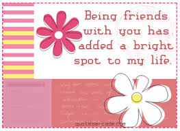 amazing friendship quotes   Little Droplets of God's Grace: For a ...