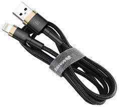 <b>Кабель Baseus Cafule</b> special edition USB - Lightning (CALKLF) 0.5 м