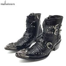 Buy boot cowboy and get free shipping on AliExpress.com