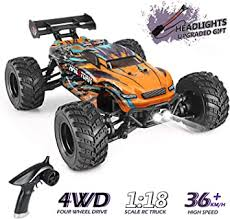 HAIBOXING <b>RC Cars</b> 1:18 Scale <b>4WD</b> Off-Road Buggy 36+KM/H ...