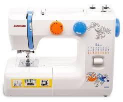 <b>JANOME 1620s</b> электромеханическая <b>швейная машина</b>