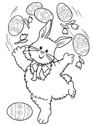 Small Picture easter bunny coloring book easter bunny coloring book pictures art