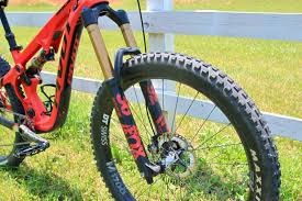 mtb bike fork 26 zoom bicycle mountain suspension parts