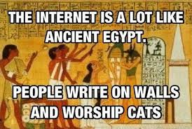 Internet Fat Cats: Memes and Marketing - Everywhere Social Media via Relatably.com