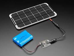 Overview | Adafruit Universal <b>USB</b> / DC / Solar <b>Lithium</b> Ion/Polymer ...