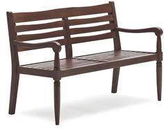 Amazon.com : Strathwood Redonda Hardwood <b>2-Seater Bench</b> ...
