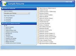 write a better resume  resumemaker ultimate   individual softwaresample resume selection