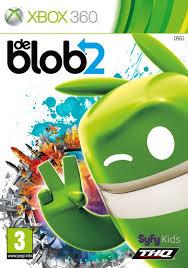 De Blob 2 The Underground RGH Xbox 360 Español Mega