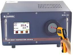 Digital <b>Infra Red</b> Black Body Temperature <b>Calibrator</b>, Model Name ...
