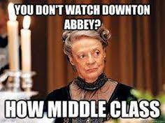 DOWNTON ABBEY LADY VIOLET on Pinterest | Dowager Countess, Downton ... via Relatably.com