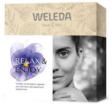<b>Набор Weleda Relax</b> & enjoy — купить по выгодной цене на ...