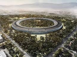 apple headquarters apple new office