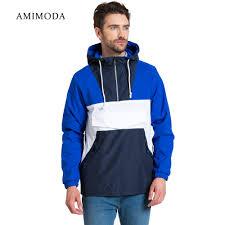 Jackets <b>Amimoda</b> 10017-029905 Men's Clothing windbreakers for ...
