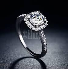 Eluceo Fashion Elegant Vintage <b>S925 Sterling Silver</b> Ring ...