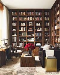 in the library rosewood shelves designed by seirafi and a todd hase sofa upholstered bathroomextraordinary images studyhome office home