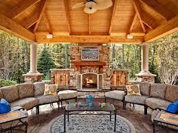 log patio fireplace jpg outdoor fireplace plans ci rms curly pergola outdoor room pavilion sxj