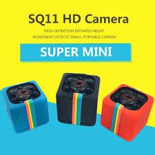 HEONYIRRY <b>SQ11</b> SQ8 <b>Portable</b> 12MP Full HD 1080p Night Vision ...