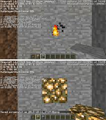 it is really just an aesthetic difference except when you want light from the ceiling you could put torches in 1 block high holes but then the ceiling aesthetic lighting minecraft indoors torches