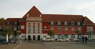 Gare de Francfort-sur-l'Oder