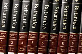 Enclyclopedia Britannica