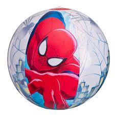 Мяч пляжный BESTWAY98002B <b>Spider</b>-<b>Man</b> 51 см (332-033 ...