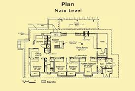 Green Home Building Plans  Straw Bale Plans  and Solar House PlansFloor Plans   click to enlarge and view measurements