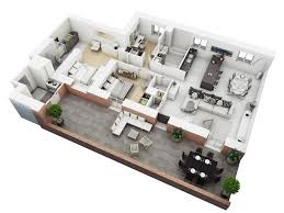 D House Plans   Three Bed Rooms   House Plans D House Plans   Three Bed Rooms