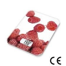 <b>Весы Beurer KS19 berry</b> кухонные электронные