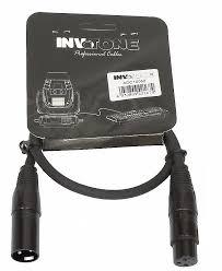 Распаянный <b>кабель DMX</b>